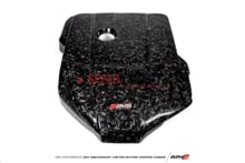 Picture of AMS Performance Toyota GR Supra Chopped Carbon Fiber Engine Cover – 20th Anniversary Limited Edition