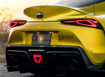 Picture of F1 Style Supra 4th Brake Light - 20+ Toyota Supra - SMOKE