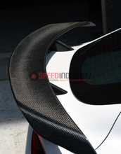 Picture of Rexpeed Supra A90/A91 V3 Carbon Fiber Rear Wing (MATTE)