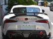 Picture of Rexpeed Supra 2020 V3 Forged Carbon Rear Wing (GLOSS)