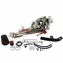 Picture of ETS 2020 TOYOTA SUPRA TURBO KIT