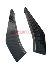 Picture of Rexpeed Supra 2020+ (FORGED) Carbon Fiber Front Canards
