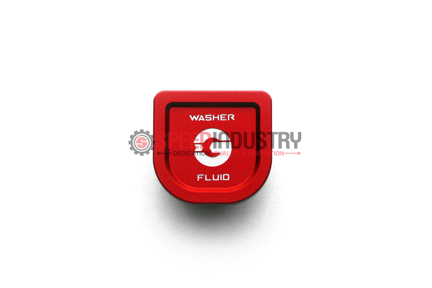 Picture of Toyota GR Supra 2020+ (A90) BLACKLINE Performance Washer Fluid Cap