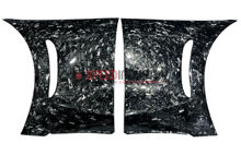 Picture of Rexpeed Supra 2020+ V2 FORGED Carbon Fiber Front Fender Duct Panel-Gloss / Matte