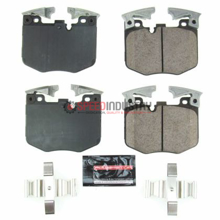 Picture of Power Stop 2020+ Supra Front Z23 Evolution Sport Brake Pads w/Hardware (FRONT)